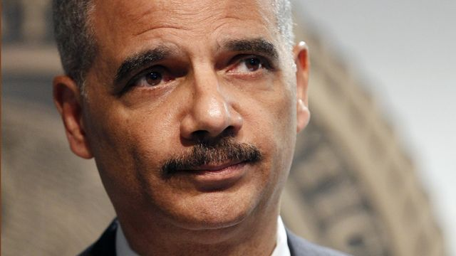 AG Holder Resigns, Reconfirms Support of Drug Policy Reforms