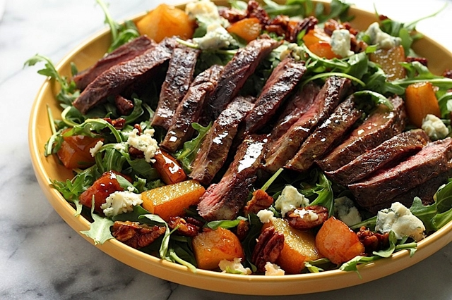 Healing Recipes: Epilepsy - Medicated Skirt Steak Salad, Source: http://bakerbynature.com/wp-content/uploads/2014/01/IMG_6221-1024x6821.jpg