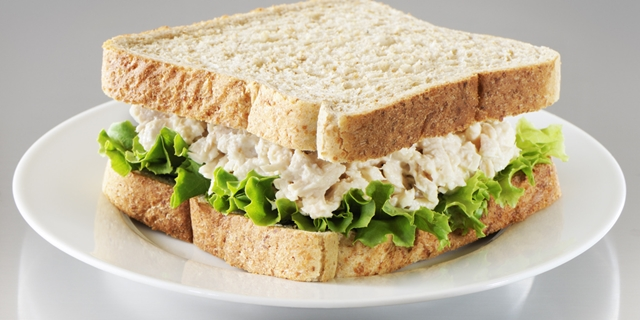 Healing Recipes: Migraine – Medicated Tuna Salad Sandwich