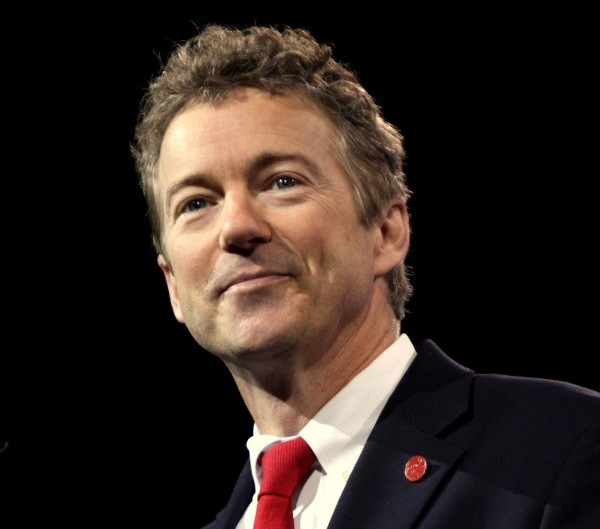 Rand Paul Makes Drug War Early Campaign Issue