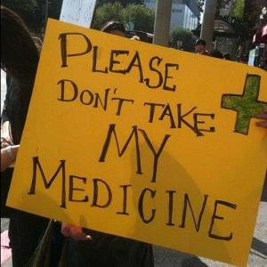 Across the country, medical marijuana rights are under attack. Photo from theweedblog.com