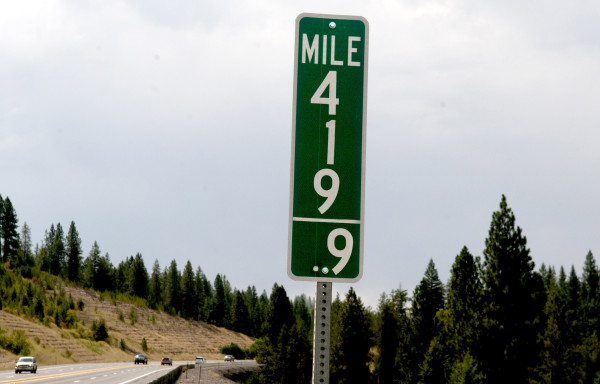 States Replacing 420 Mile Markers With 419.9