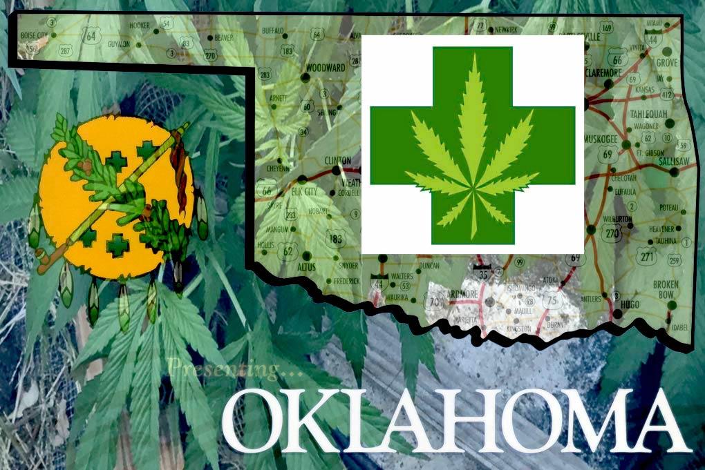Oklahoma voters scrap medical marijuana ban - The Leaf Online